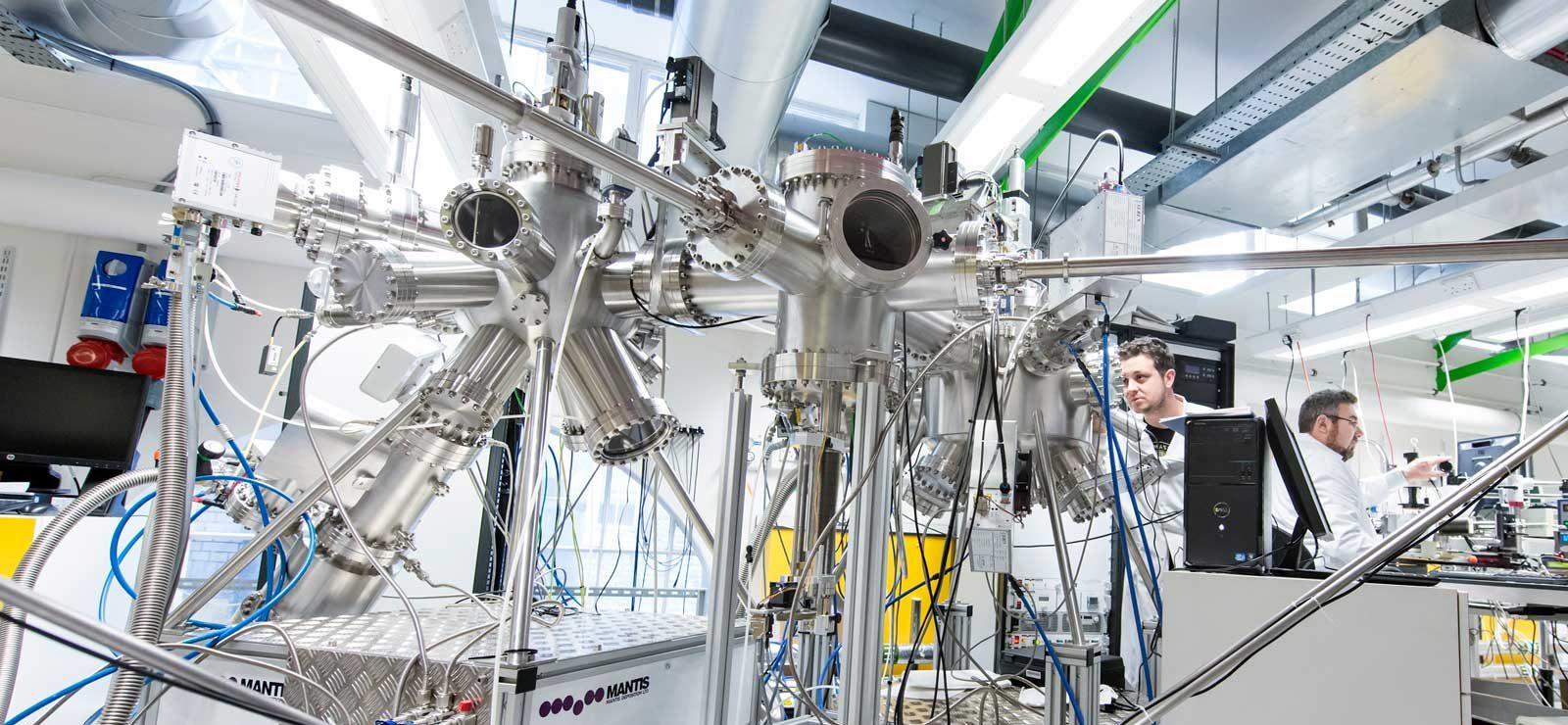 Equipment in Lab