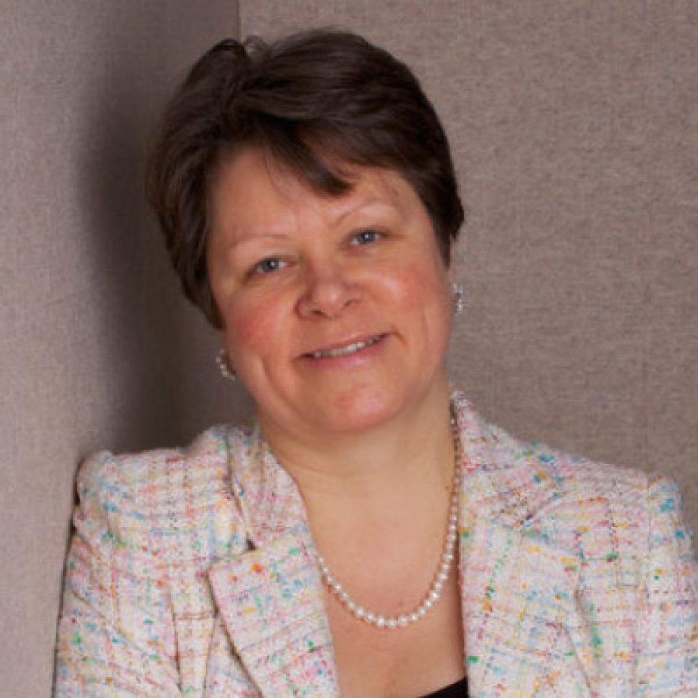 Head and shoulders profile picture of Baroness Brown
