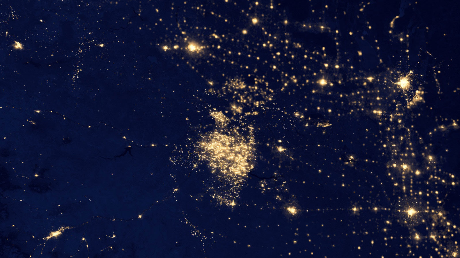 Images of Lights from Space