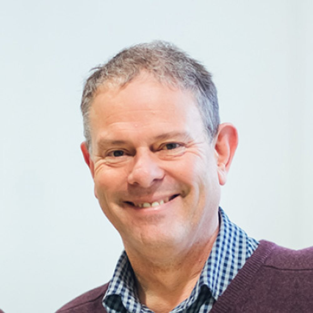 Head and shoulders profile picture of Professor Mark Rainforth