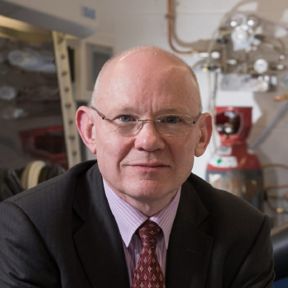 Head and shoulders profile picture of Professor Peter Bruce