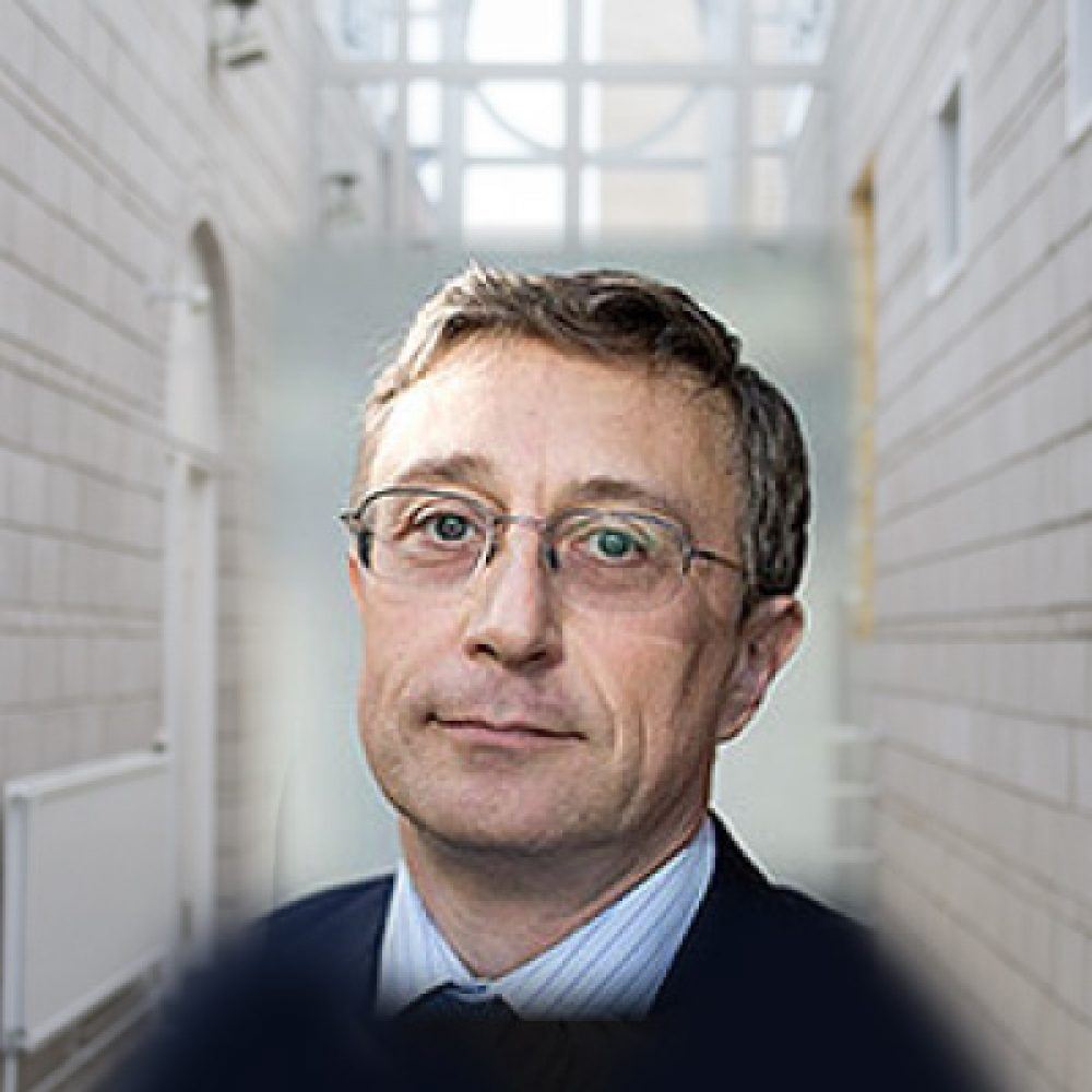 Head and shoulders profile picture of Professor Vladimir Falko