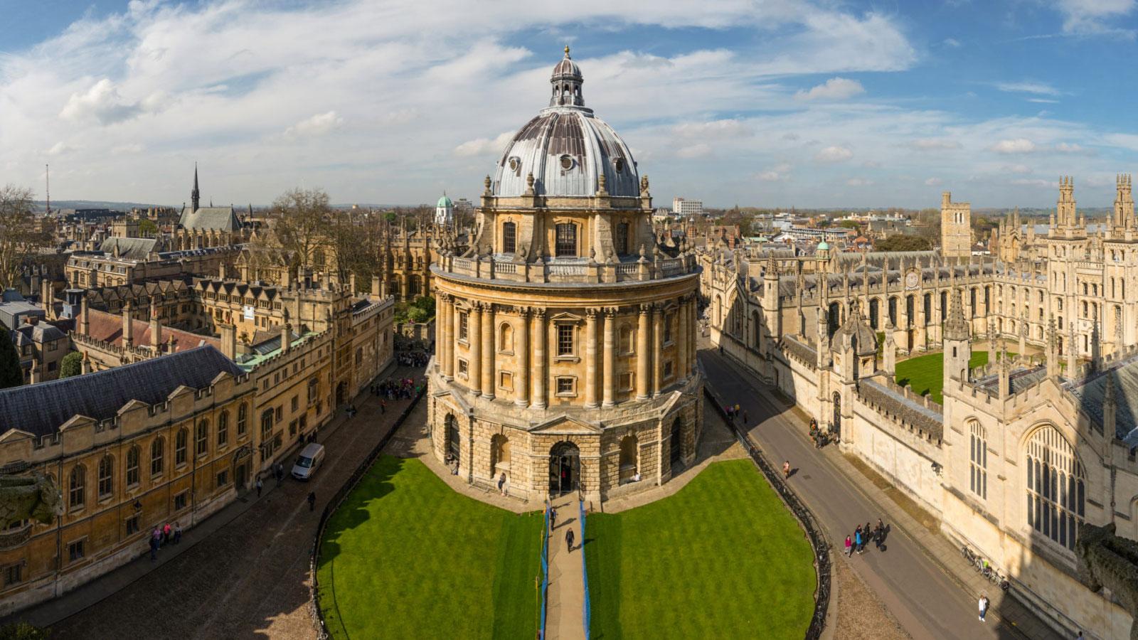 University Of Oxford Henry Royce Institute