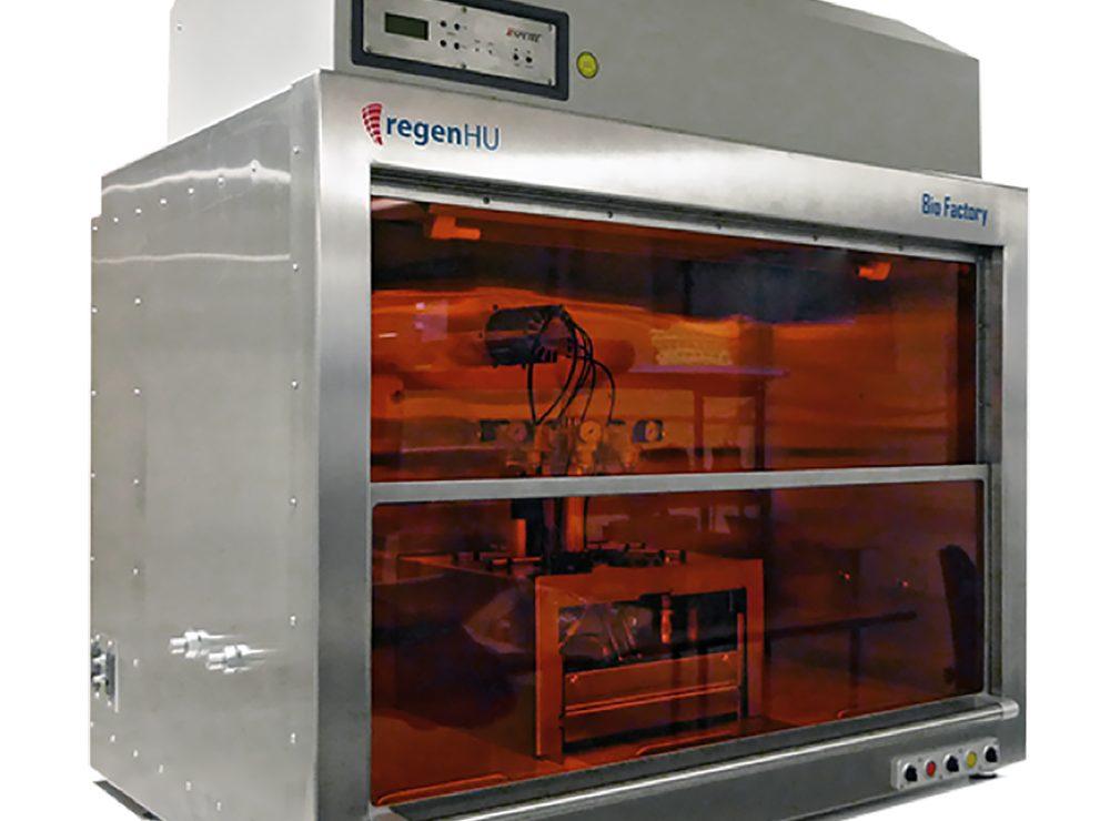 BioFactory-Tissue-Printer