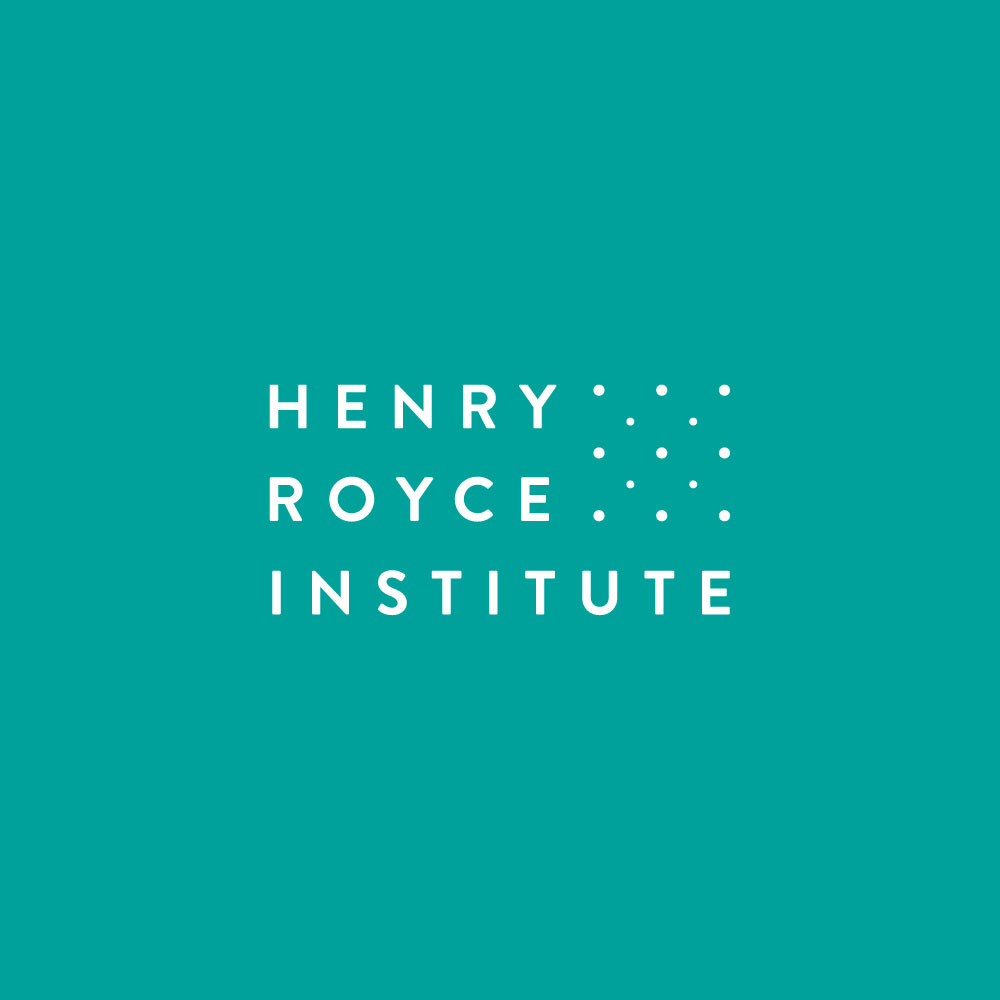 Henry Royce Institute Logo