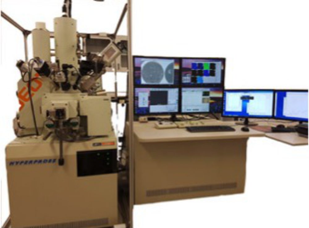 JEOL JXA-8530F Electron Microprobe