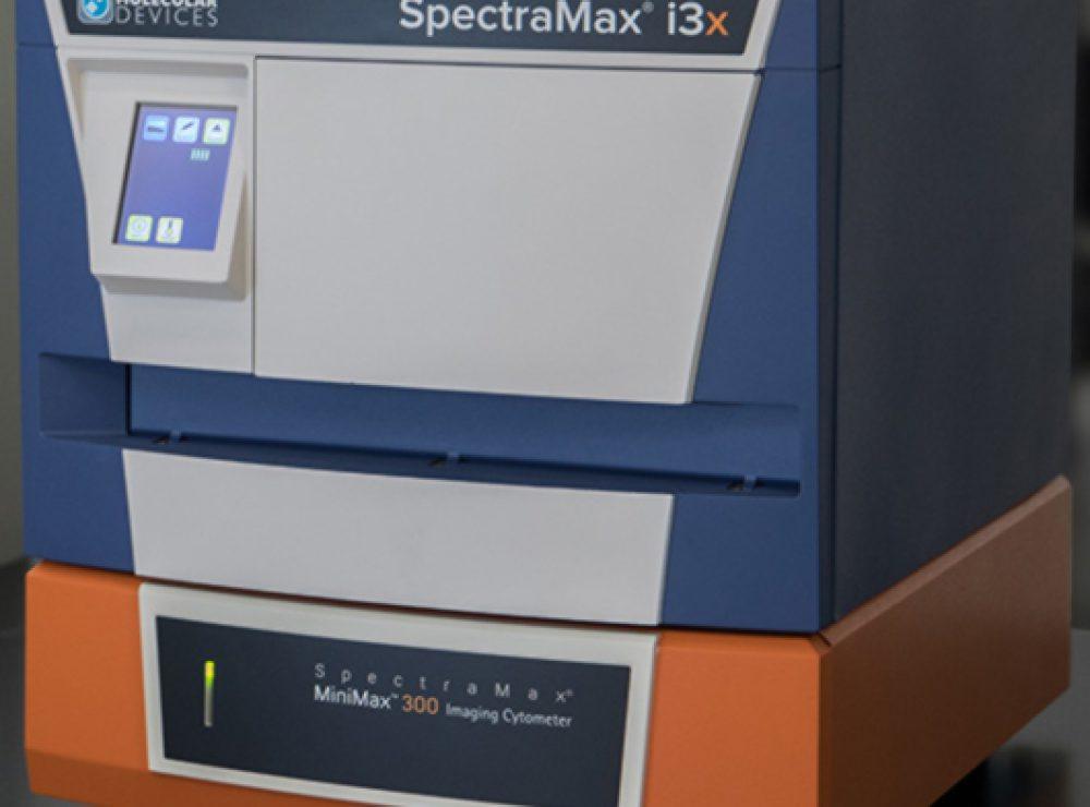Spectramax-i3x-UV-Vis-Sepctrometer