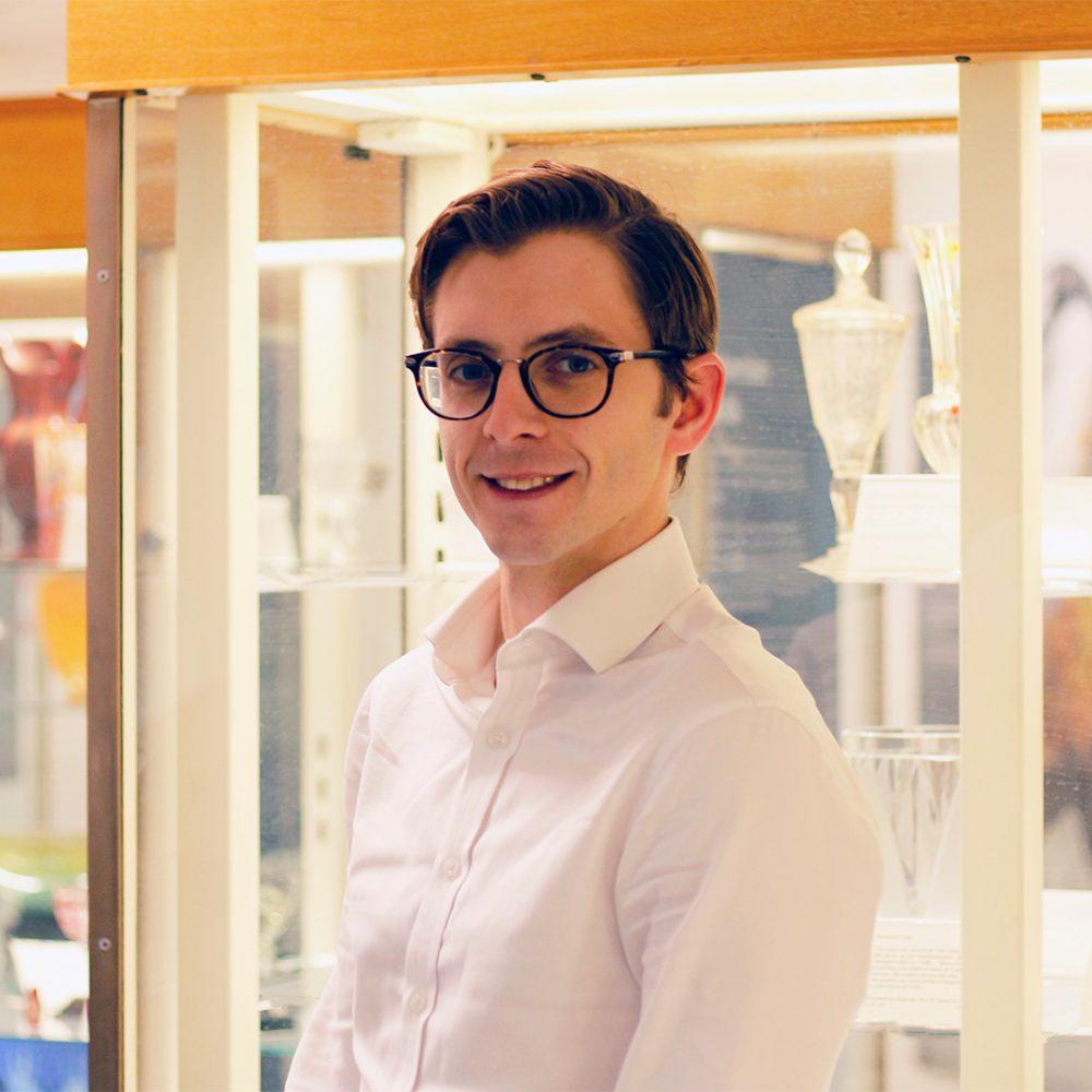 Luke Benson Marshall Pic