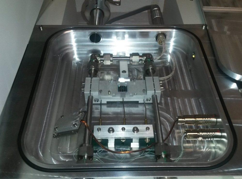 Cambridge-Royce Thermoelectric Test Equipment