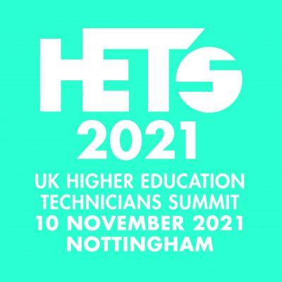 Higher Education Technicians Summit 2021