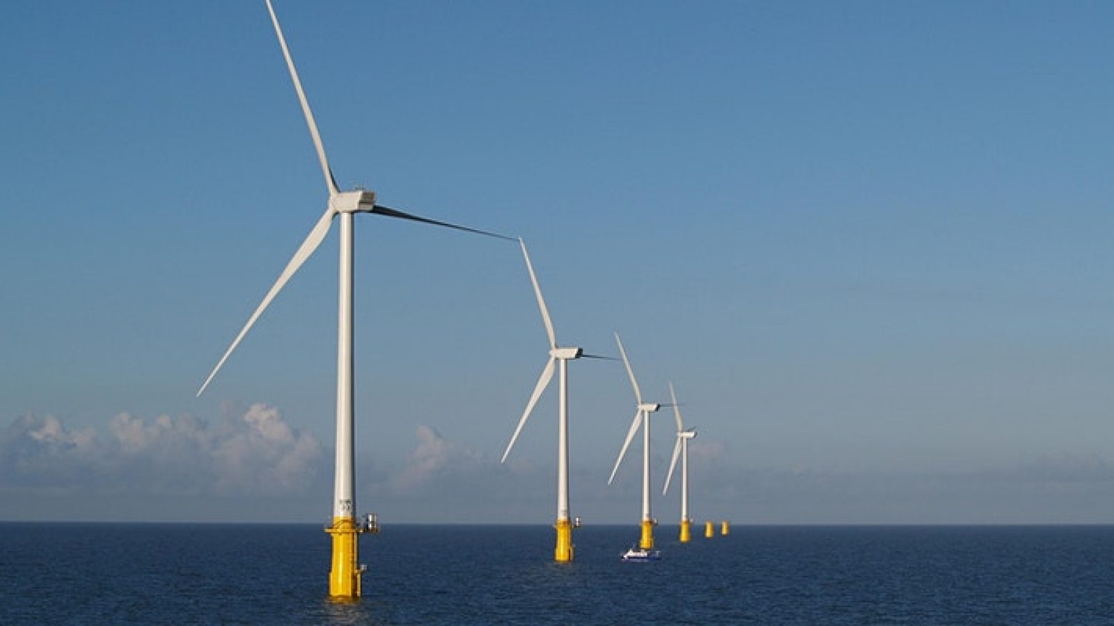 Offshore Wind Turbines Event Image