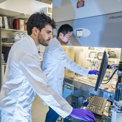 Training Event: 3D Bioprinting for Healthcare Applications