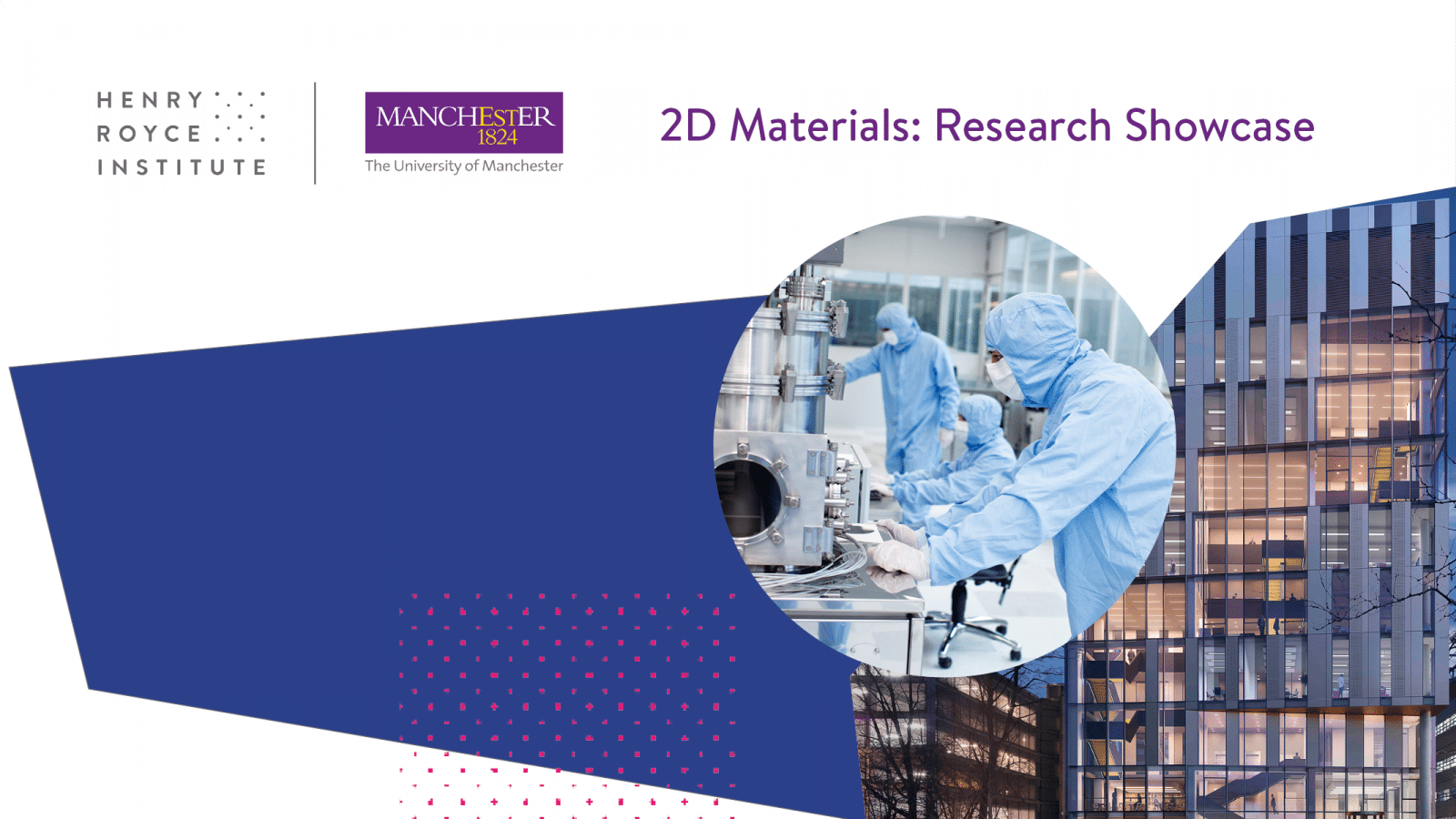 2D Materials Research Showcase
