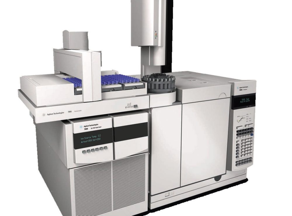 Agilent Gas Chromatography - Mass Spectrometry (GC-MS)