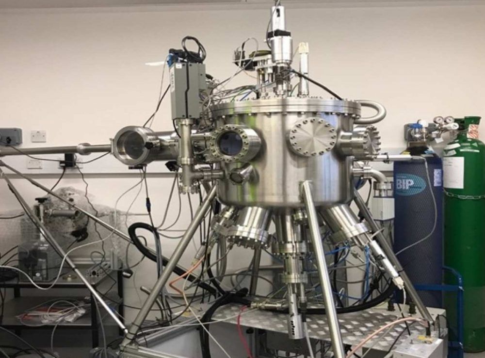 Combined Mantis Magnetron Sputtering and E-Beam Deposition System
