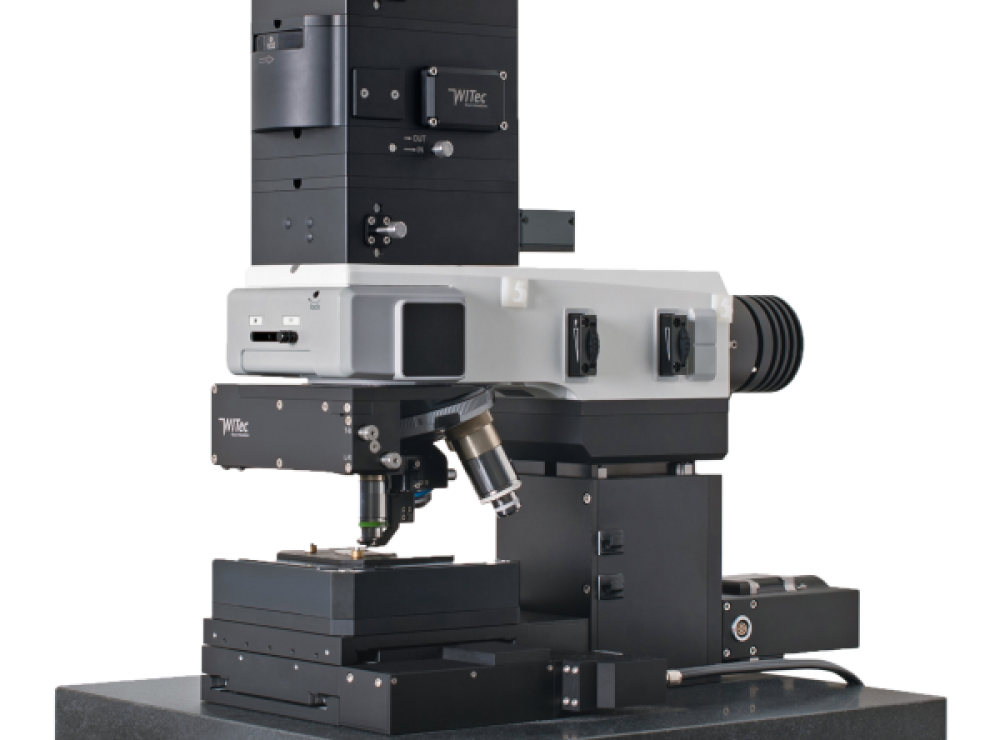 Confocal Scanning Laser Microscope - Raman