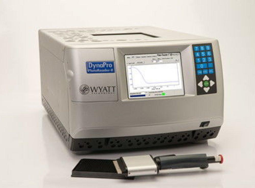 DynaPro DLS Plate Reader II