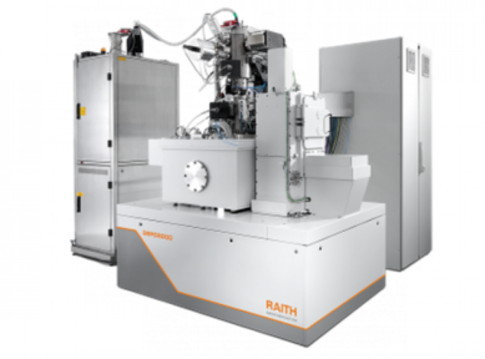 Electron Beam Lithography - RAITH - EBPG 5200