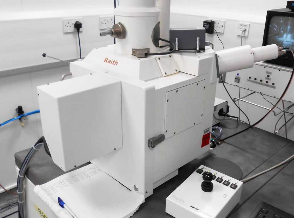 Turnkey electron beam lithography system